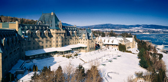 The weekend escape plan le massif quebec city new for Auberge maison otis