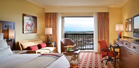 The weekend escape plan san antonio new york magazine the rooms at jw marriott san antonio hill country resort look out over texas hill country publicscrutiny Images