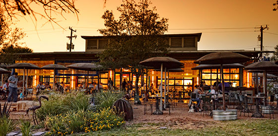 La Gloria Sits On The Grounds Of Por Food And Culture Destination Pearl Brewery