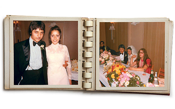 new york wedding guide couples share their vintage wedding Wedding Albums New York new york couples from the past four decades open up their wedding albums wedding albums new york city