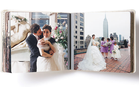new york wedding guide couples share their vintage wedding Wedding Albums New York so, how did you meet? wedding albums new york city
