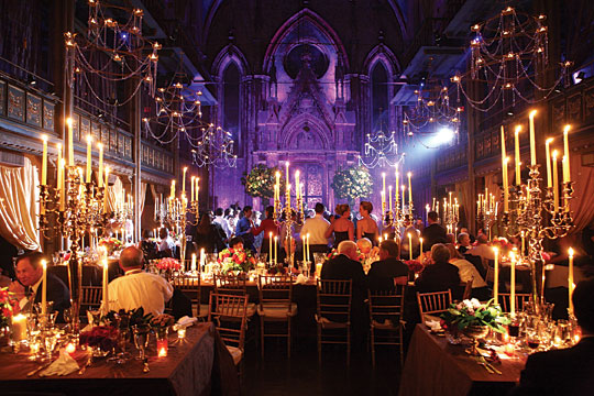 New York Wedding Guide The Reception Feel Transported Without