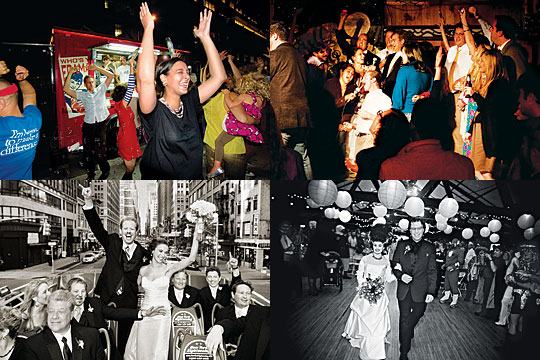 New York Wedding Guide The Reception Out Of The Box Reception