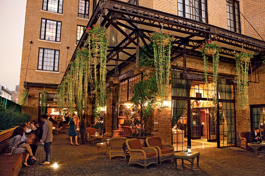 Small Wedding Venues In New York : New york wedding guide the reception outdoor venues