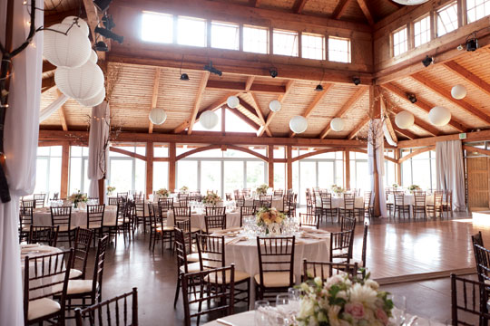 New York Wedding Guide The Reception IndoorOutdoor Reception