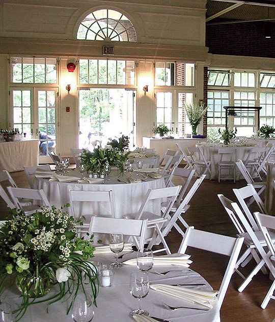 New York Wedding Guide - The Reception - Venues With a View -- New ...