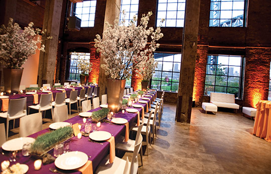 Small Wedding Venues In New York : New york wedding guide the reception venues with a view
