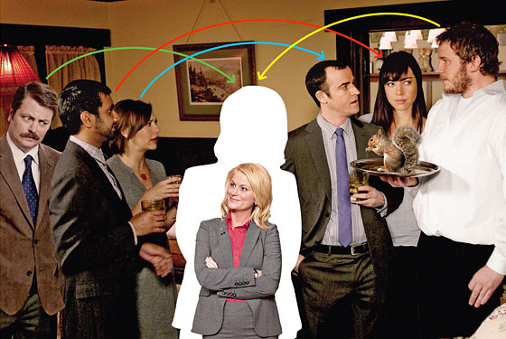 TV s Rule Book How NBC Improved Parks and Recreation for the
