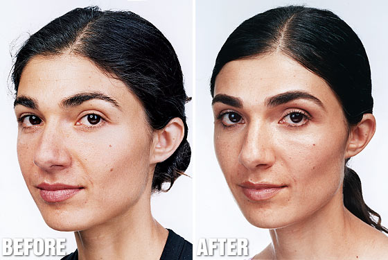 New York Magazine Top Five Brow Shaping Salons Nymag