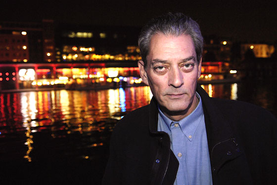 Paul Auster On Man In The Dark And Seceding From The border=