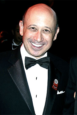 Lloyd Blankfein Gives Away $11 Million of His Own Money and Still No One Is Happy