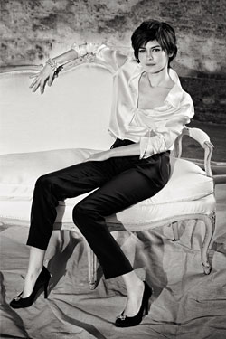 Fall Fashion 2009 Audrey Tautou On The Enduring Legend Of Coco Chanel New York Magazine Nymag