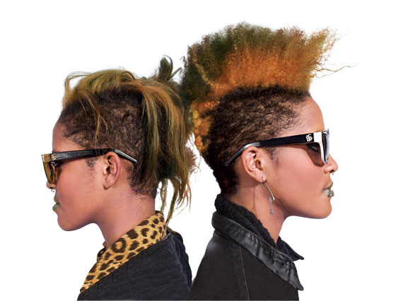 04266ad3cab The Look Book - Sunglasses Designers Coco and Breezy Dotson -- New ...