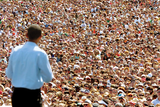 Summer Guide 2008 - What Barack Obama Needs to Prove in His