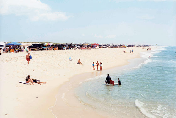 Summer Guide 2009 - Three Uncrowded, Easily-Accessible Beaches