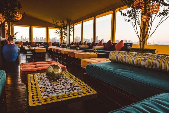 The Holiday Guide 2014 Heated Rooftop Bars New York