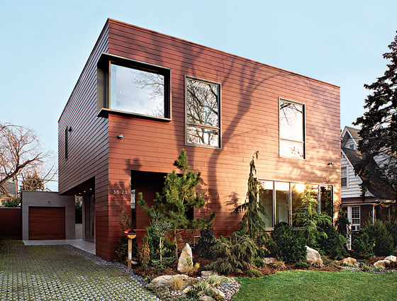 A Modernist House In North Flushing Home Design Spring