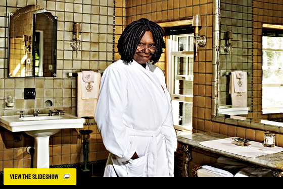 Whoopi Goldberg S Eight Bedroom Home In New Jersey Home Design