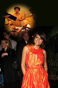 Benjamin Button's Taraji P. Henson Signed Up to Work With ...