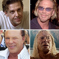 Mickey Rourke's Face: A History - TV - Vulture