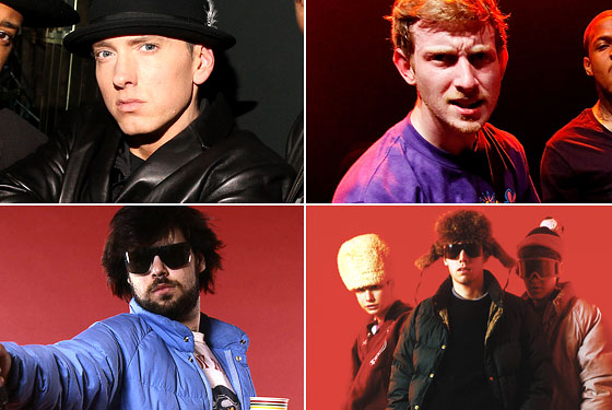 White People in Rap: A History
