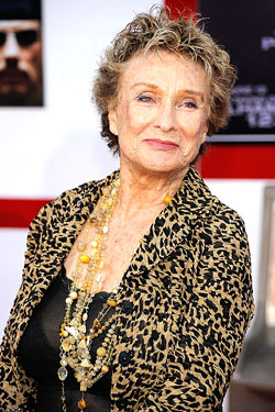 Cloris Leachman on Dancing, Inglourious Basterds, and Her