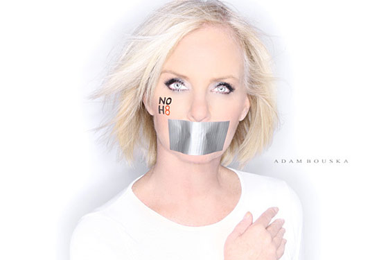 Cindy McCain Joins California's No H8 Gay-Rights Campaign