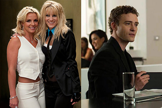 Britney Spears Vs Justin Timberlake Who S Got The Better Acting Resume