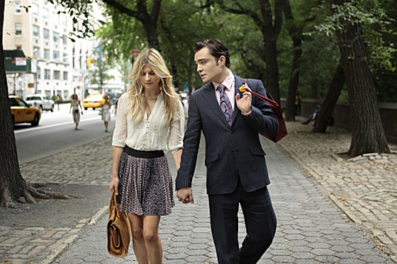 What episode of gossip girl do chuck and blair start dating
