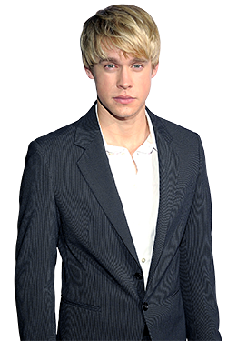 Glee's Chord Overstreet Talks About His Giant Mouth, and