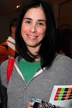 Sarah Silverman on Her Upcoming Nude Scene: I Am Begging