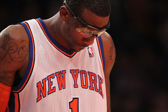 2144eab7d The Knicks have lost five games over the past eight days  two of them on  the road