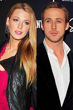 GG Fans: Blake Lively and Ryan Gosling are Dating - Black ...