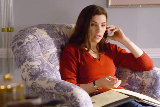 The Good Wife Recap: Witness To A Near-Execution