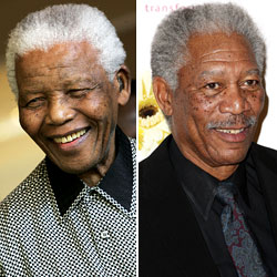 Nelson Mandela Musical in the Works; Morgan Freeman, Clear ...