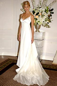 Satin Slip Wedding Dresses Thumbmediagroup