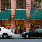 Williams Sonoma Chelsea New York Store Shopping Guide