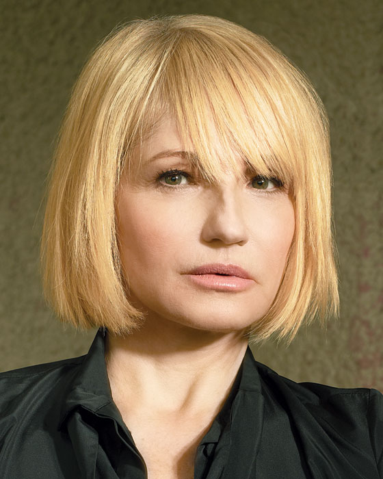 Ellen Barkin On Starring In And Producing Another Happy