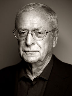 Michael Caine Discusses His Artistic Influences New