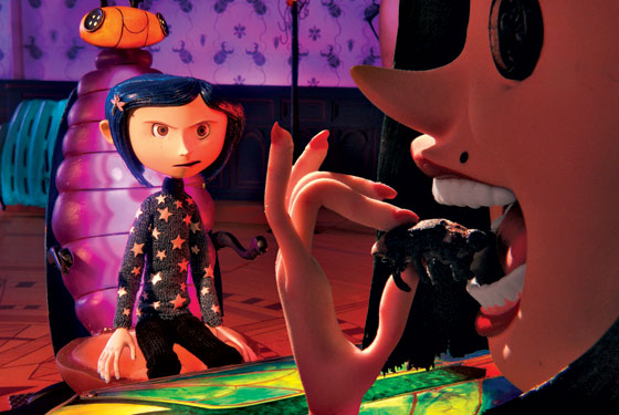 Coraline Taken Medicine For Melancholy New York Magazine Movie Review Nymag