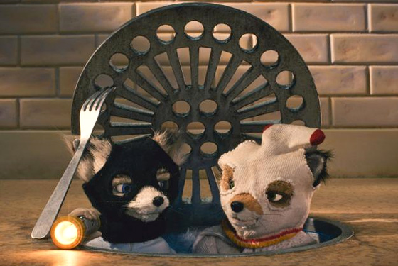 Fantastic Mr Fox Red Cliff New York Magazine Movie Review Nymag