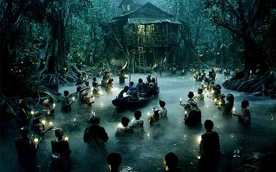 Pirates Of The Caribbean Dead Man S Chest Time To Leave