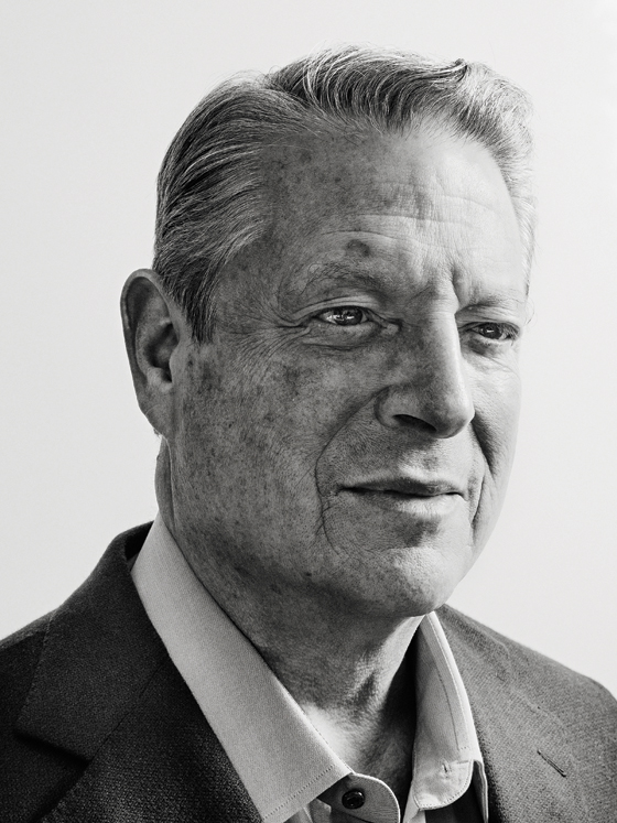 Al Gore's Golden Years