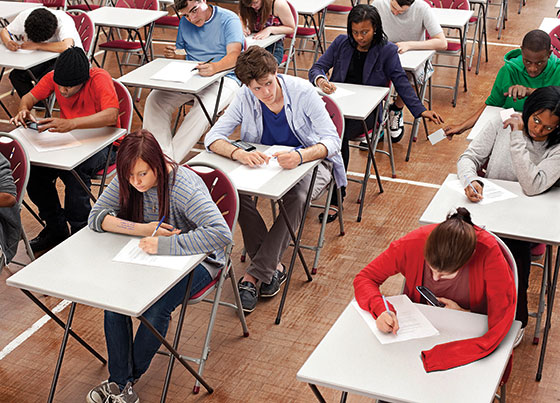Why Students Cheat on Tests -- New York Magazine - Nymag