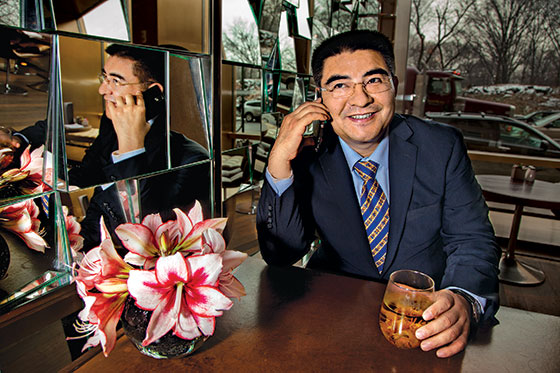 Chen Guangbiao on His Quest to Buy the New York 'Times' -- New York Magazine