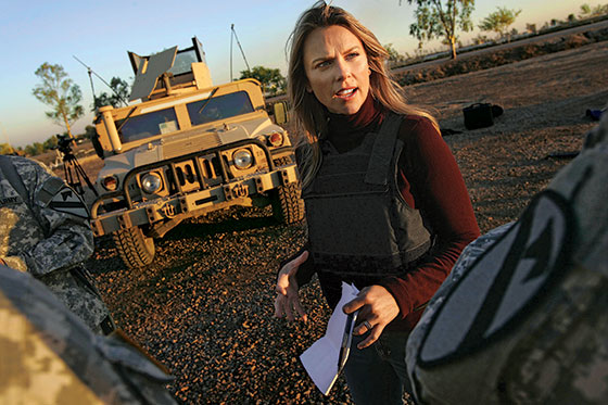 Can '60 Minutes' Afford to Take Lara Logan Back? -- New York