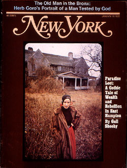 Inside Grey Gardens With Gail Sheehy New York Magazine