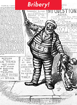 The History Of New York Scandals Boss Tweed New York