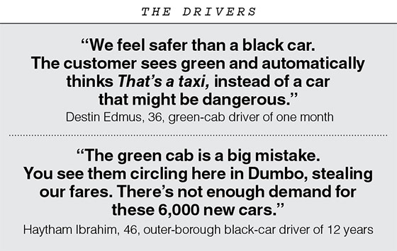 The Boro-Taxi Revolution Is Just Getting Started -- New York Magazine