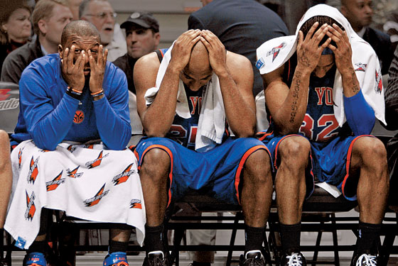Isiah Thomas's New York Knicks Are the Worst Team in the